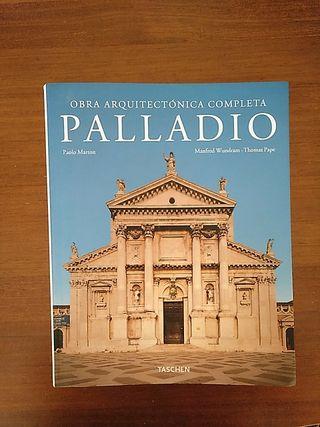 libro architectura italiana Palladio