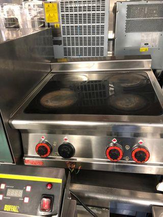 Cocina eléctrica 4 fuegos