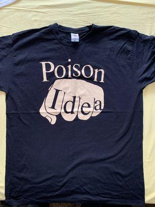 Poison Idea camiseta L
