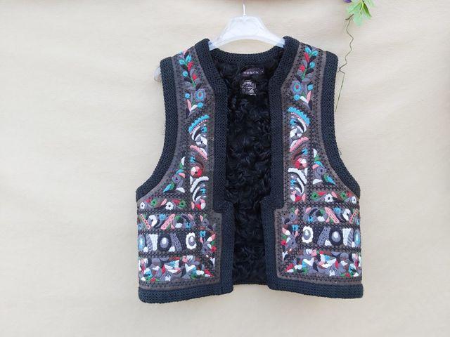 PVP 850 Marca Antik Batik chaleco mujer