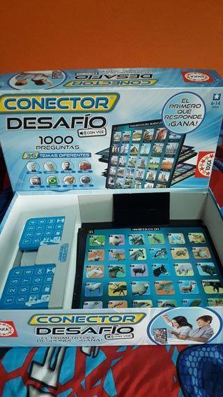 juego conector desafio