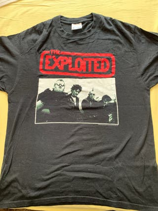 Camiseta Exploited