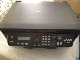 Impresora inyección tinta Epson Workforce 2510