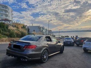 Mercedes clase e 63 amg