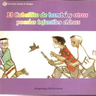 Libro de poesía infantil china