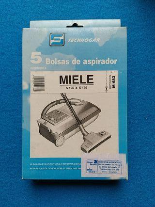 Bolsas de aspirador MIELE /-683