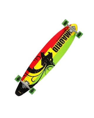 Longboard californiano: Madrid Skateboards LION 42