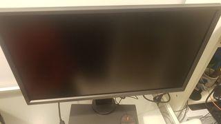 Monitor xl2546 zowie Benq