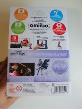 Amiibo Chrom Super Smash Bros