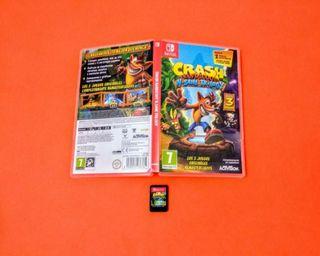 Crash Bandicoot: N'Sane Trilogy / Switch