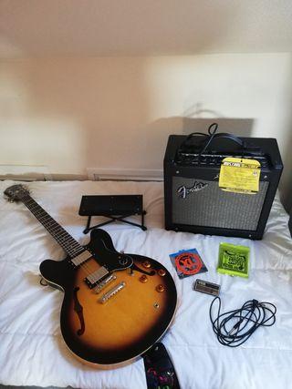 Guitarra eléctrica Epiphone Dot