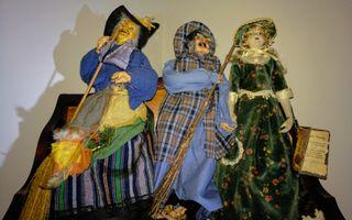 muñecas cara porcelana