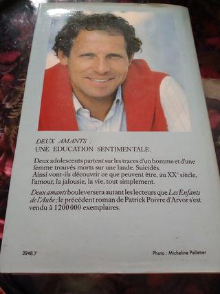 libro Deux Amants