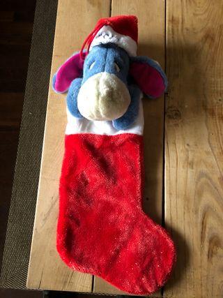 Calcetín para golosinas navidad
