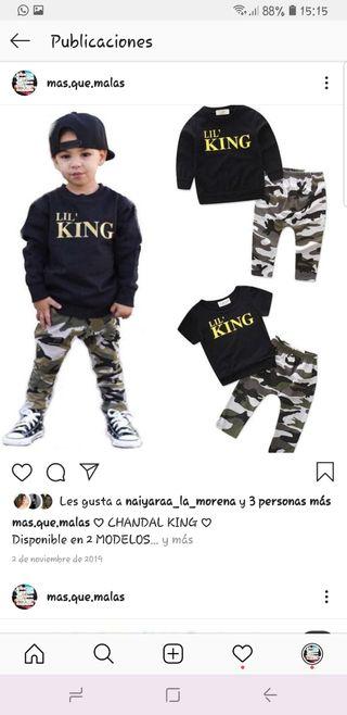chandal king