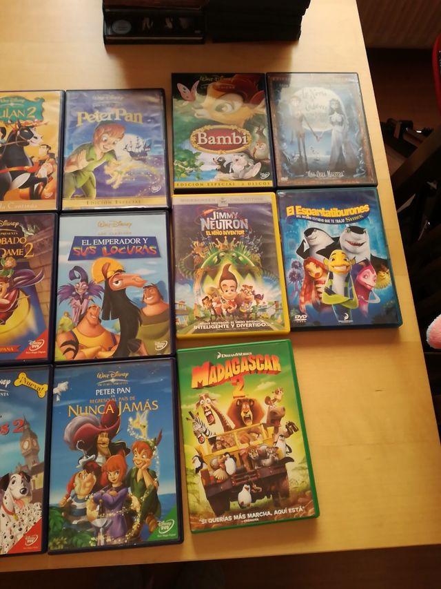 películas dvd infantiles