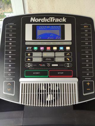 Cinta de andar y correr NordicTrack