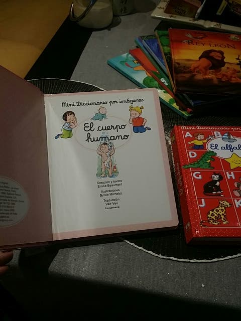 Pack de 2 libros Infantiles