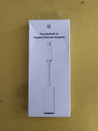 Cable Ethernet a Thunderbolt para Ordenador Apple