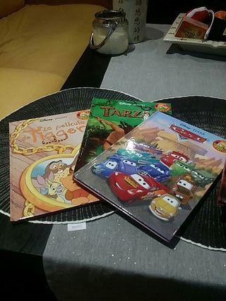 Colección libros infantiles Disney