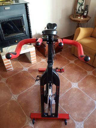 Bicicleta estática de Spinning