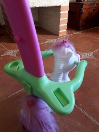 Caballito- columpio Nenuco