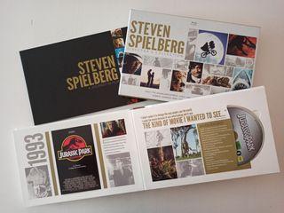Colección Spielberg en Blu-ray