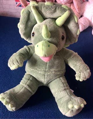 Peluche Triceratops Build-a-Bear