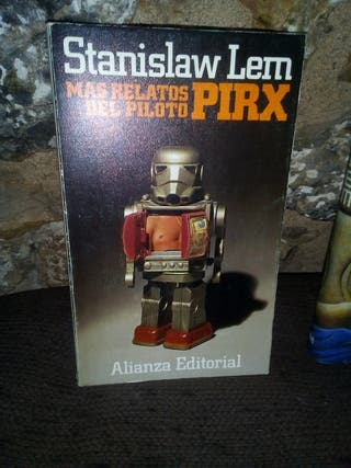 Más relatos del piloto Pirx - Stanislaw Lem