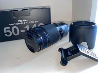 Objetivo FUJINON XF50-140mmF2.8 R LM OIS WR
