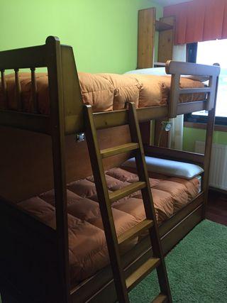 Dormitorio literas