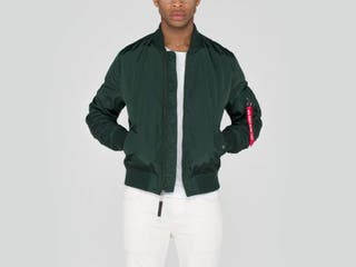 Bomber MA-1 TT Alpha Industries