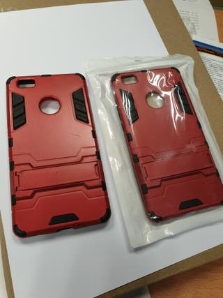 carcasas Iron Man para Huawei P8