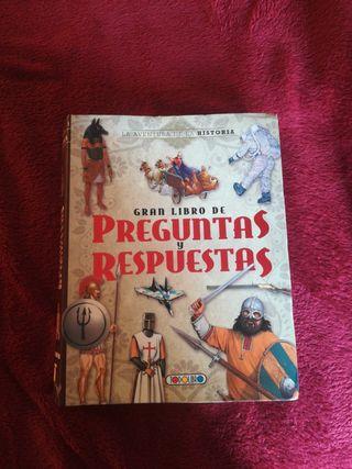 Gran libro de preguntas y respuestas