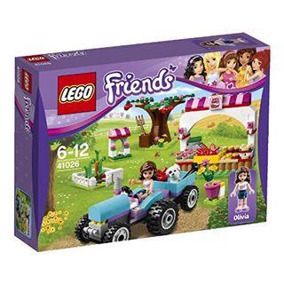 """Lego Friends """"cosecha bajo el sol"""""""