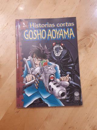 historias cortas Gosho Aoyama