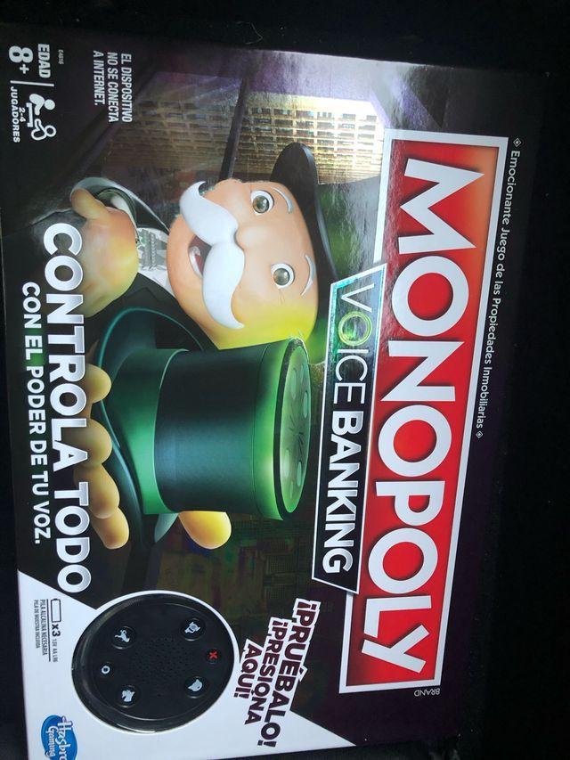 Monopoli VoiceOver Ranking