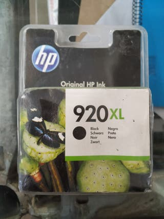CARTUCHO TINTA HP 920XL
