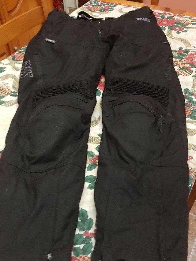 pantalón de moto Ixs