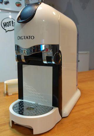 Cafetera cápsulas Digrato