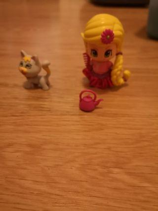 pin y pon rapunzel