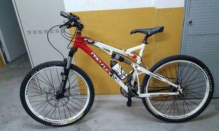 Bicicleta de descenso ProFlex 678