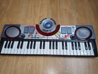 órgano, todos los instrumentos