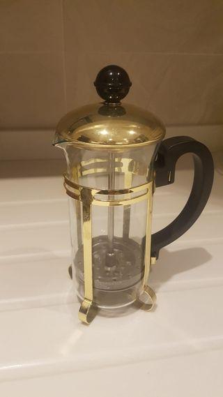 Cafetera de émbolo