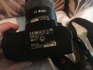 Cámara de fotos réflex Sony A230