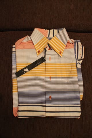 Camisa Ungaro hombre talla 4