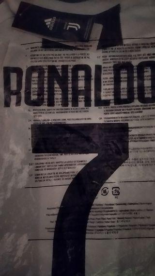 Camiseta Juventus 18-19 Cristiano Ronaldo