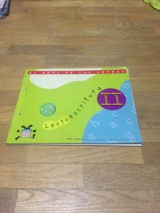 El Baúl de las letras SM Libro escritura infantil