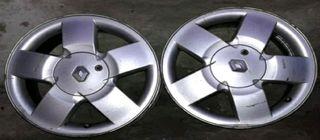 Llanta aluminio Renault Megane/Clio 185/60/R15