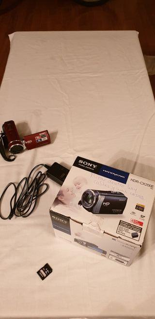 Video Camara Digital Sony